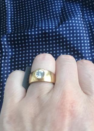 Безразмерное кольцо pilgrim danish design, ручная работа