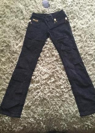Вельветовые джинсы!