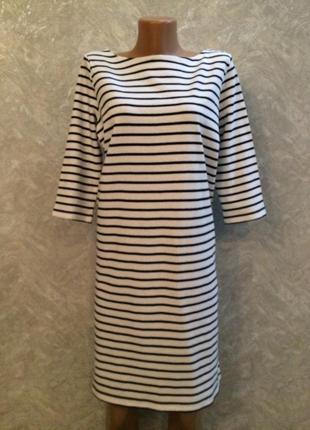 Платье в полоску трикотажное esmara