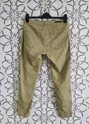Casual брюки hause цвета хаки