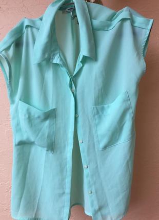 Блуза полиестр р.s mexx