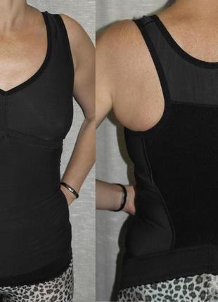 Беременным майка-бандаж дородовая relaxsmaternity support