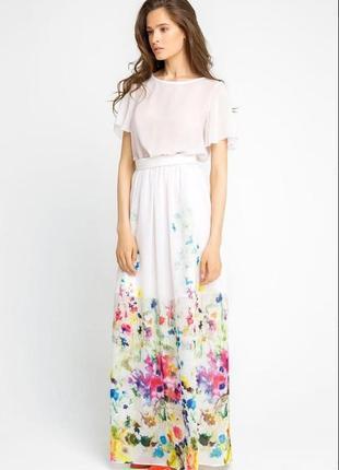 Невероятно легкое струящееся платье musthave