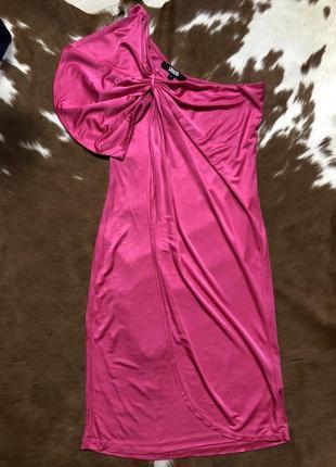 Платье на одно плече asos