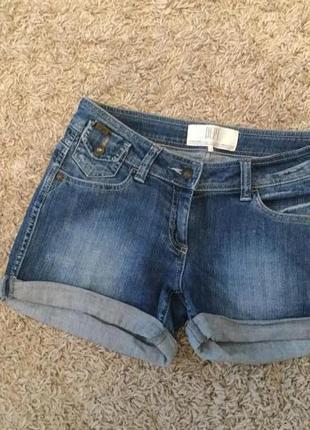 Шорты джинсовые dept м