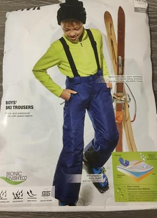 Зимние лыжные штаны crivit