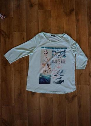 Рубашка лонгслив  кофта yessica