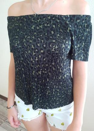 Летняя блуза от new look.