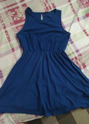 Короткое платье atmosphere
