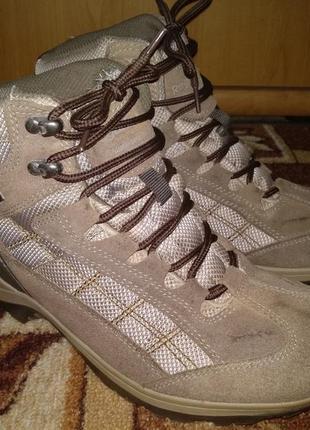 Треккинговые термо ботинки regatta isotex 25,6 см
