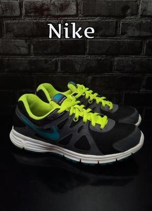 Кожаные кроссовки nike revolution 2 оригинал