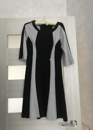 Распродажа итальянское базовое платье rinascimento