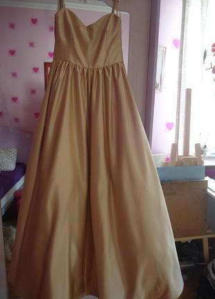 Платье нарядное выпускное вечернее3