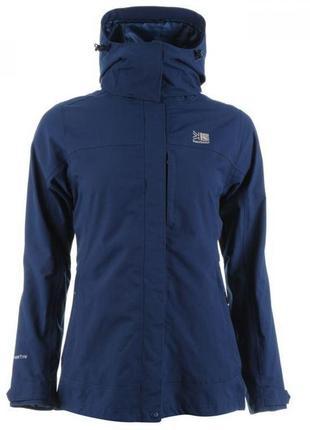 Куртка karrimor 3 in 1 weathertite blue navy