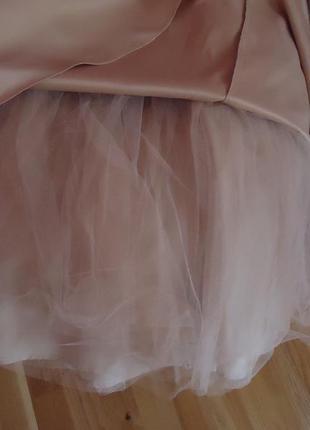 Платье нарядное выпускное вечернее5