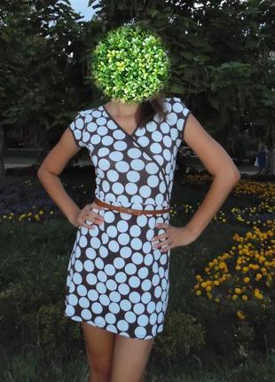 Нежное платье на каждый день