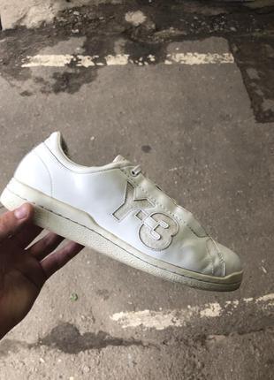 Y-3 yohji yamamoto кроссовки
