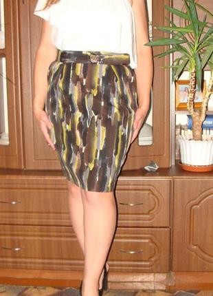 Оригинальная юбка marks  spencer