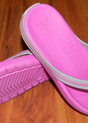 Crocs ! оригинальные босоножки-вьетнамки для пляжа или басейна2 фото