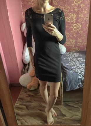 Маленькое черное платье reserved