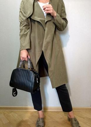 Модное летнее пальто