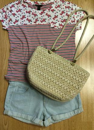 Трендовая плетенная сумка moda ana(italy),летняя яркая сумочка+подарок ремешок