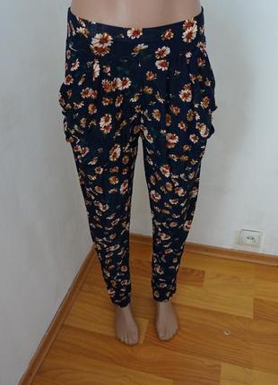 Летние очень удобные штаны с карманами хорошего качества - ткань не просвещает и не парит!