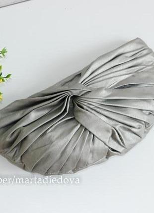 Виниловая сумка клатч, бренд  next1