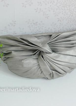 Виниловая сумка клатч, бренд  next2