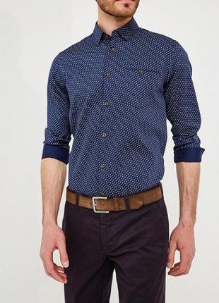 Классная мужская рубашка от ted baker