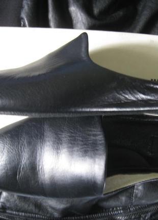 Новые кожаные тапочки luciano carvari !!!