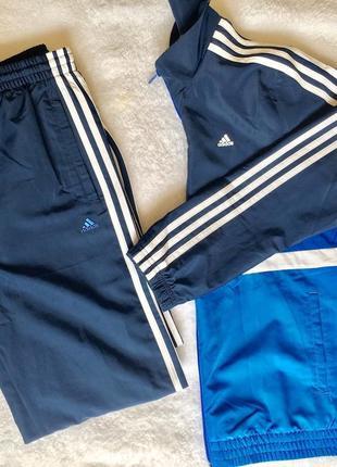 Классический спортивный костюм adidas оригинал