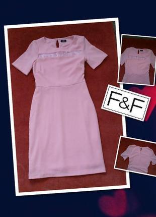 Платье f&f новое, р-р хs