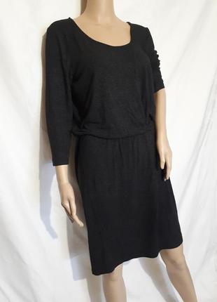 Платье женское с рукавом 3/4 демисезонное vila clothes