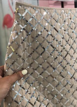 Волшебная юбка benetton.