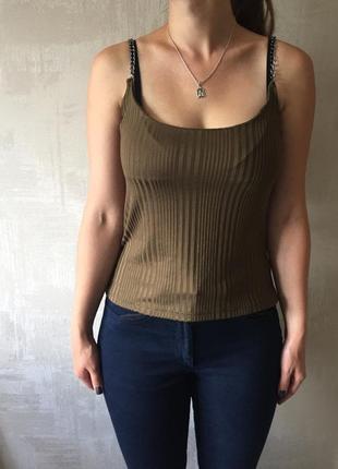 Крутая майка от new look