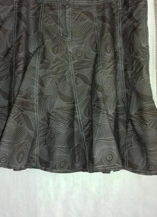 Летняя юбка шестиклинка от  esprit