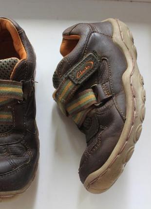 Туфли фирмы   clarks размер 9,5 (по стельке 17 см. )