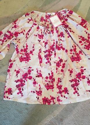 Летняя блузочка.