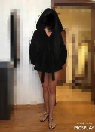 Blackglama норковая шуба
