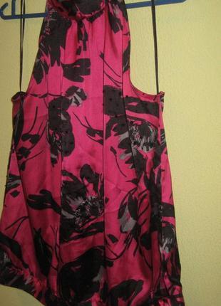 Нереальной красоты блузка без рукавов от next.