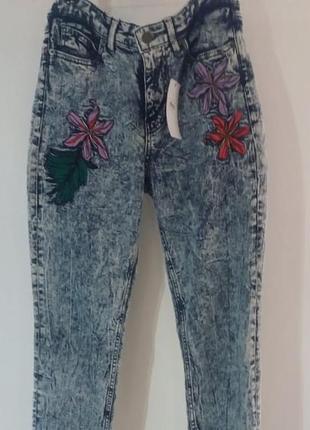 Новые джинсы скини от guess