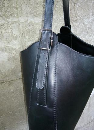 Сумка hobo. сумка мешок. натуральная кожа.
