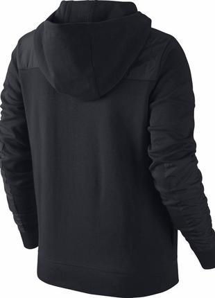 Мега распродажа! толстовка/худи/куртка/кофта/кейп женская nike sportswear tech fleece, s,l3 фото