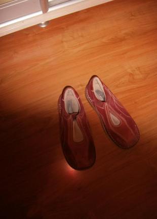 Туфли осенние, замшевые. стелька 20 см. в жизни красивее.