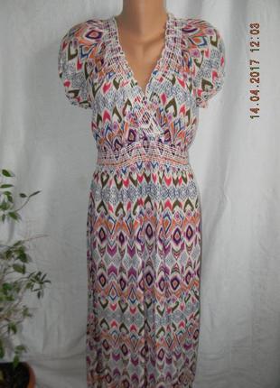 Новое легкое платье new look