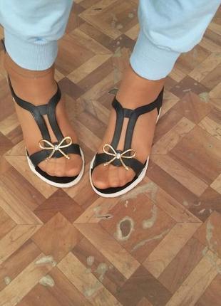 Черные силиконовые резиновые сандалии босоножки недорого распродажа