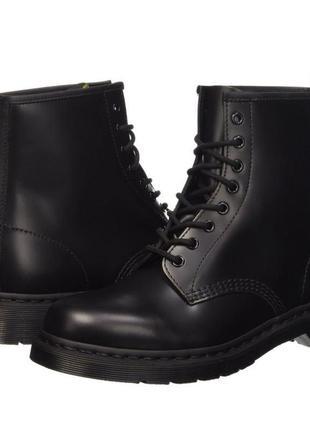 Оригинальные ботинки dr. martens 1460 mono black 39 размер Dr ... e9024979267e5