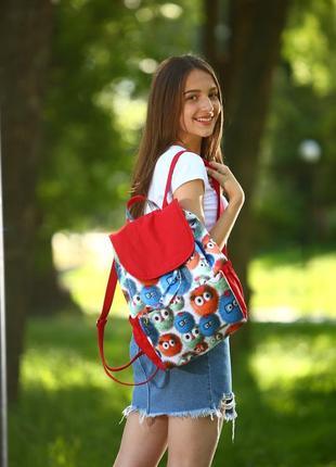 Удобный спортивный рюкзак