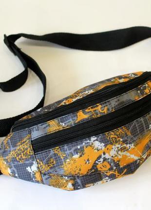 Бананка, барсетка, барыжка, сумка на пояс, напоясная сумка, поясная сумка
